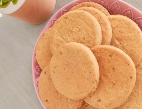 Biscotti Vegan con farina di ceci