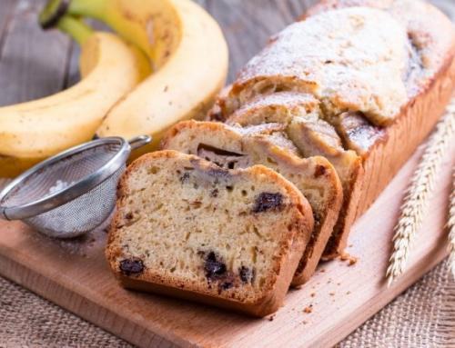 Fit Banana Bread